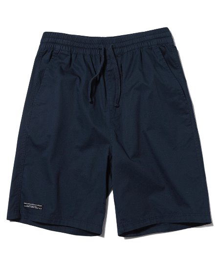 [그루브라임] BASIC HALF PANTS (NAVY) [GSP020H23NA]