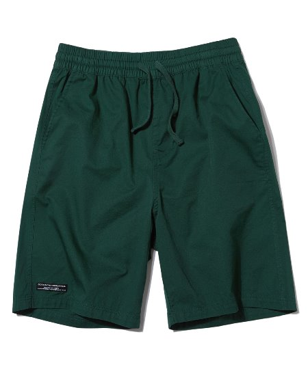 [그루브라임] BASIC HALF PANTS (FOREST) [GSP020H23FO]