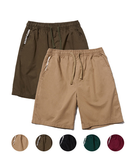 [1+1] BASIC HALF PANTS [ESP001H23]