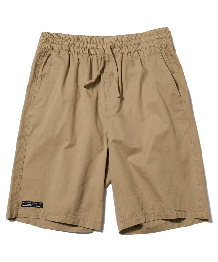 [그루브라임] BASIC HALF PANTS (BEIGE) [GSP020H23BE]