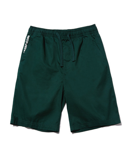 BASIC HALF PANTS (FOREST) [ESP001H23FO]