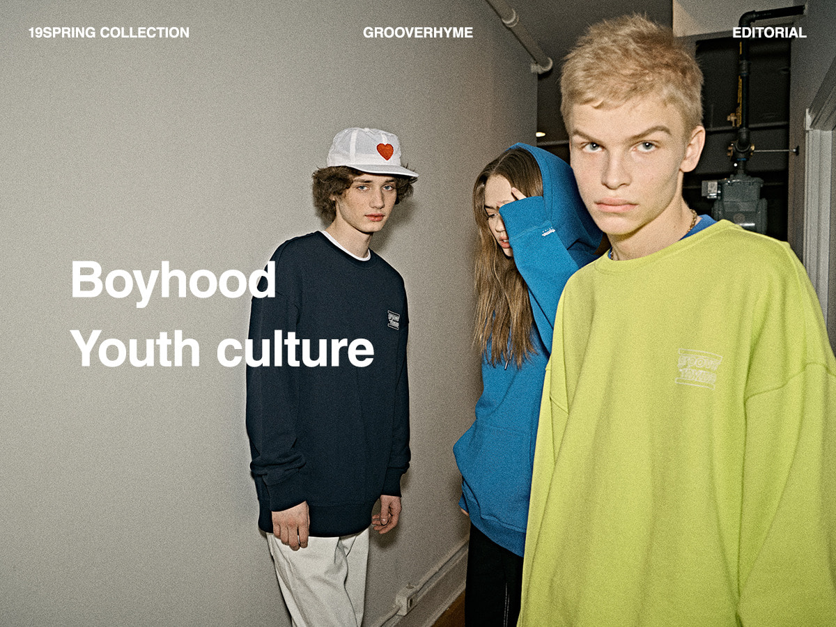 'Boyhood : Youthculture'